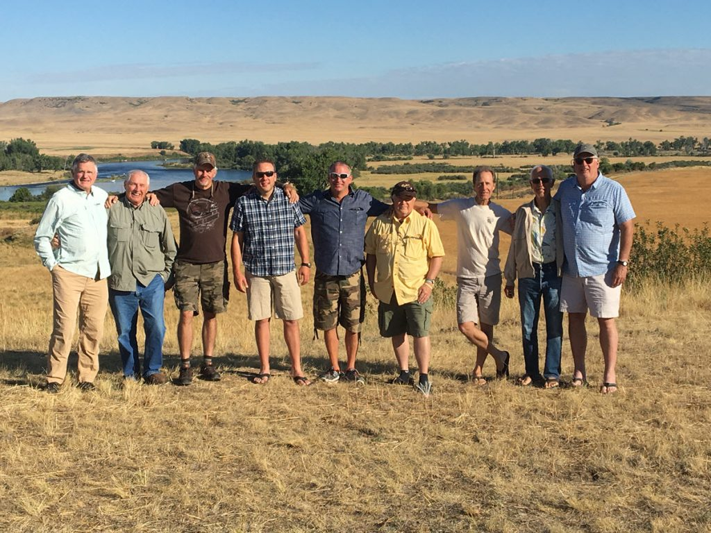 Flyfishing on the Bighorn River